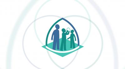 Association Montessori Internationale – Motion Logo