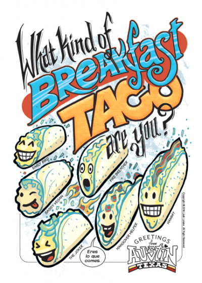 What kind of breakfast taco are you?