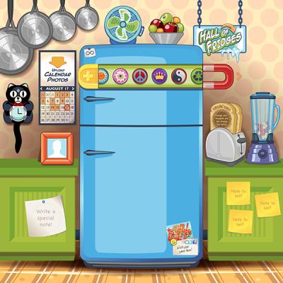 Infinite Refrigerator