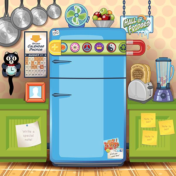 Infinite Refrigerator Kitchen