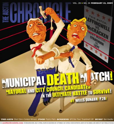 MUNICIPAL DEATH MATCH!